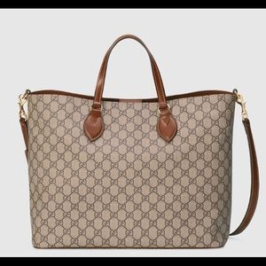 Authentic Gucci tote. Still available at Gucci!!